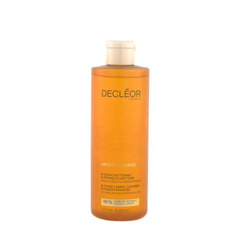Decléor Aroma Cleanse Bi phase Nettoyant & Demaquillant Soin 400ml - struccante viso bifasico