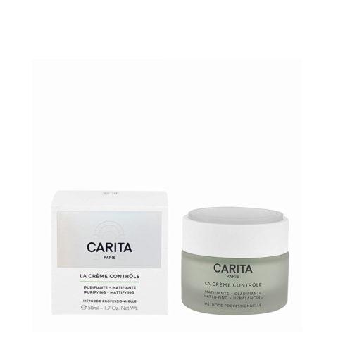 Carita Ideal Controle La Creme Controle 50ml - crema viso opacizzante