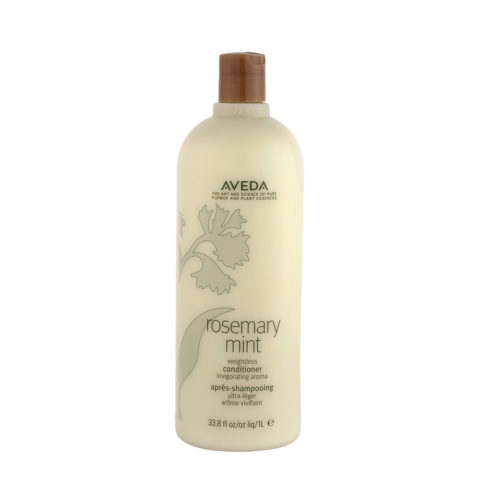 Aveda Rosemary mint Weightless Conditioner 1000ml - balsamo menta e rosmarino