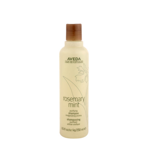 Aveda Rosemary mint Purifying Shampoo 250ml - shampoo purificante aromatico