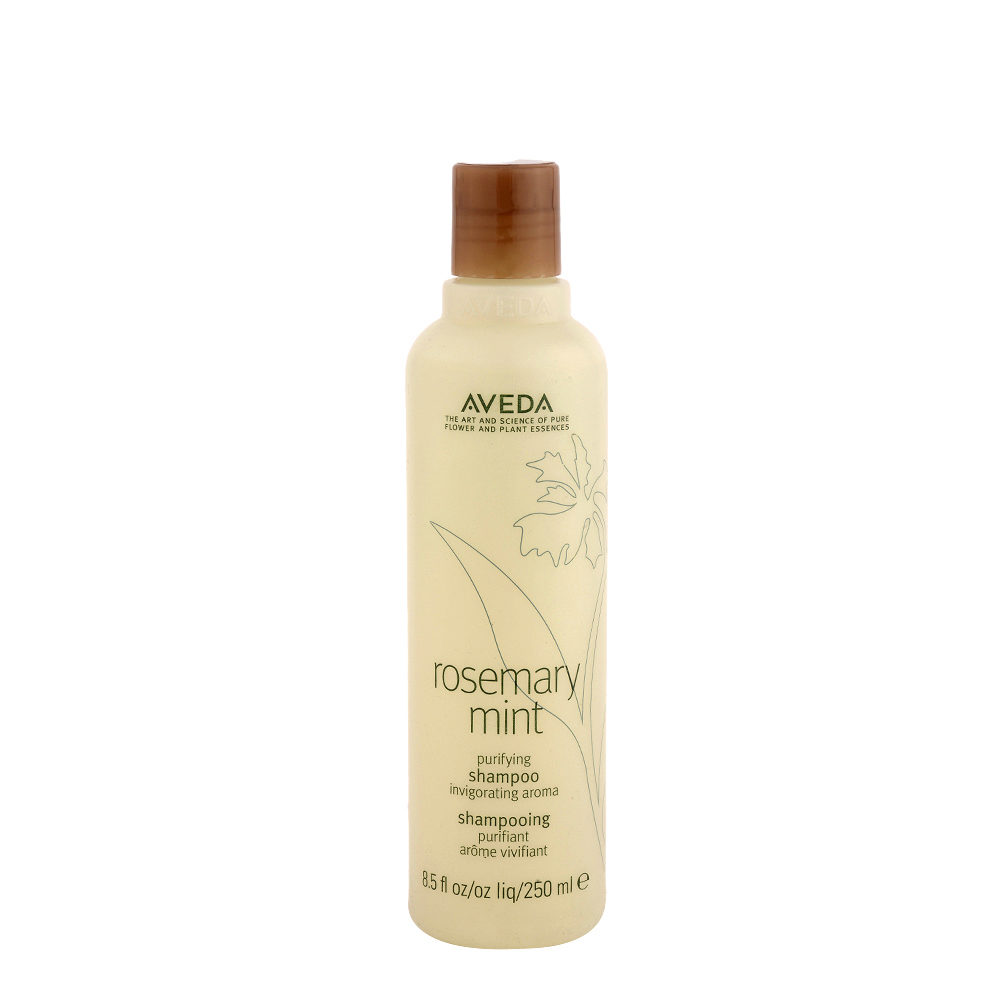 Aveda Rosemary mint Purifying Shampoo 250ml - purificante menta e rosmarino