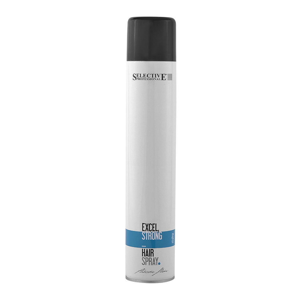 Selective Professional Artistic Flair Excel Strong Hairspray 500ml - lacca fissativa