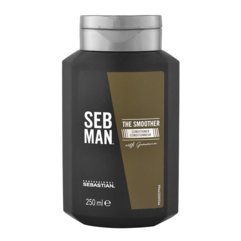 Sebastian Man The Smoother Rinse Out Conditioner 250ml - Balsamo Idratante
