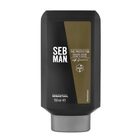 Sebastian Man The protector Shaving Cream 150ml - Crema da rasatura