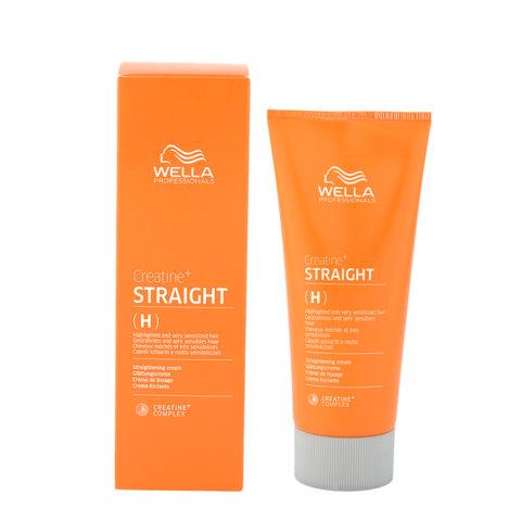 Wella Creatine+ Straight H 200ml - crema lisciante