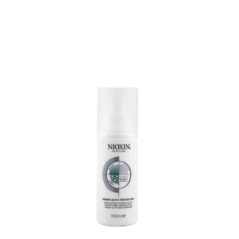 Nioxin 3D Styling Therm activ Protector 150ml - Spray Termoprotettore