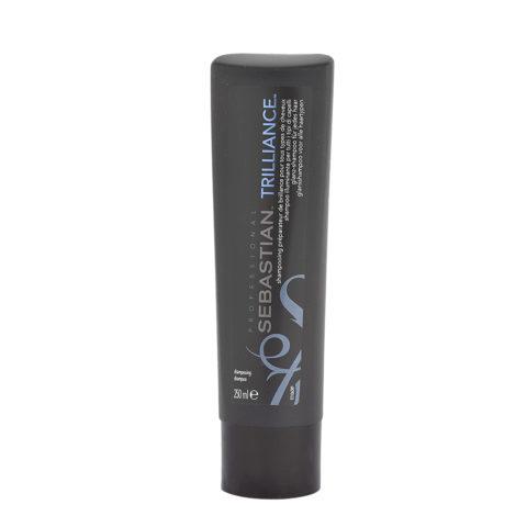 Sebastian Foundation Trilliance Shampoo 250ml - shampoo illuminante