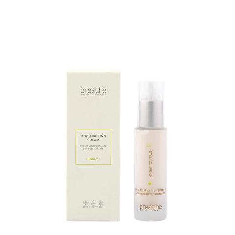 Naturalmente Breathe Moisturizing Cream 50ml - crema viso idratante per pelli secche