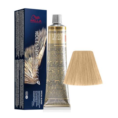 12/07 Naturale Sabbia Wella Koleston perfect Me+ Special Blondes 60ml