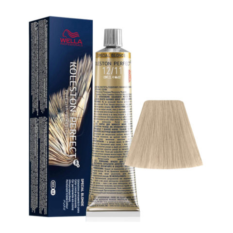 12/11 Cenere intenso Wella Koleston perfect Me+ Special Blondes 60ml