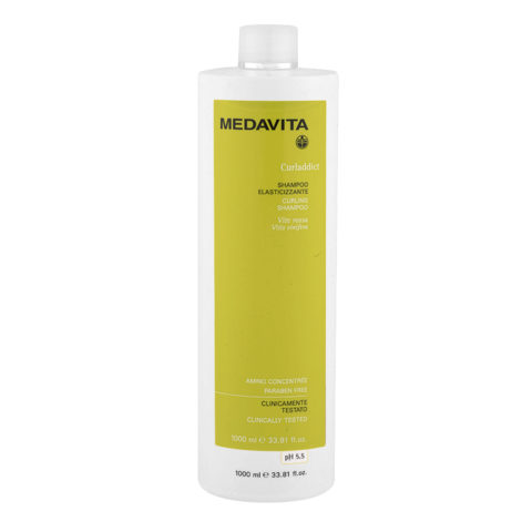 Medavita Lunghezze Curladdict Shampoo elasticizzante pH 5.5  1000ml