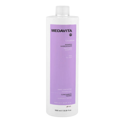 Medavita Lunghezze Lissublime Shampoo superlisciante pH 5.5  1000ml
