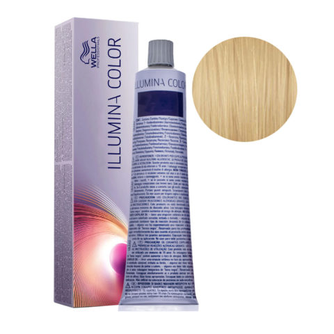 10/36 Biondo platino oro violetto Wella Illumina Color 60ml
