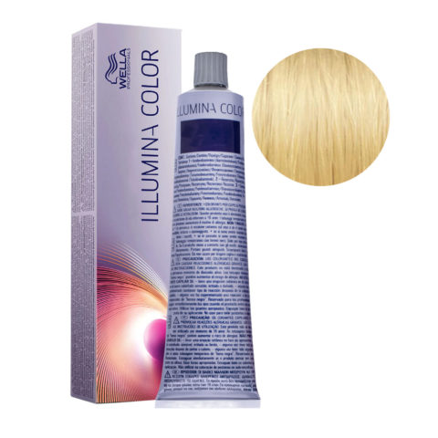 10/38 Biondo platino dorato perla Wella Illumina Color 60ml