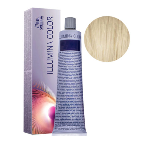 10/93 Biondo platino cendre dorato Wella Illumina Color 60ml