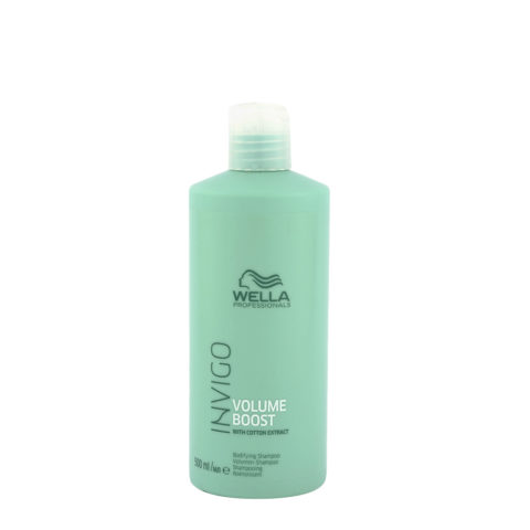 Wella Invigo Volume Boost Bodifying Shampoo 500ml - shampoo volumizzante