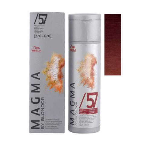 /57 Mogano Sabbia Wella Magma 120gr