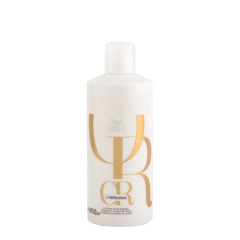Wella Oil Reflections Shampoo 500ml - shampoo illuminante