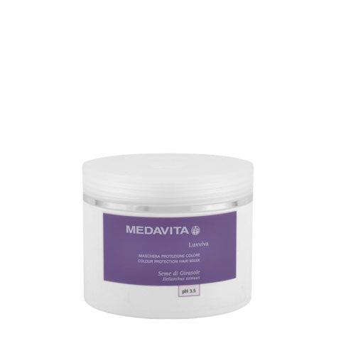 Medavita Lunghezze Luxviva Maschera protezione colore pH 3.5  500ml