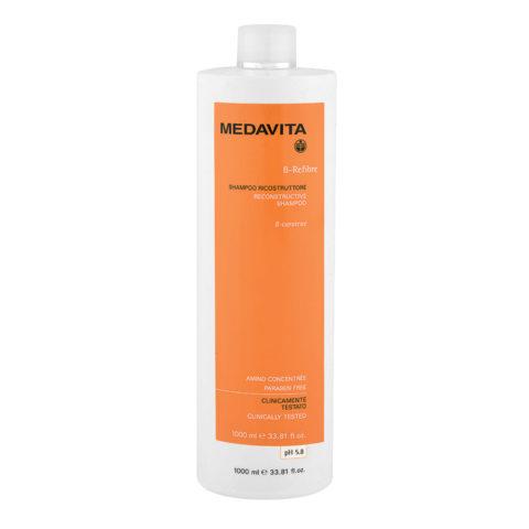Medavita Lunghezze Beta-Refibre Shampoo ricostruttore pH 5.8 1000ml