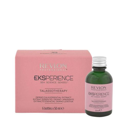 Eksperience Talassotherapy Estratto Essenziale Dermo Lenitivo 6x50ml - per cute sensibile