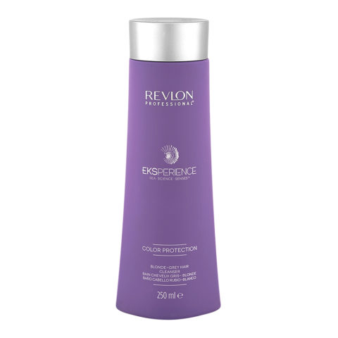 Eksperience Color Protection Blonde Grey Shampoo 250ml - Per Capelli Biondi, Grigi O Bianchi