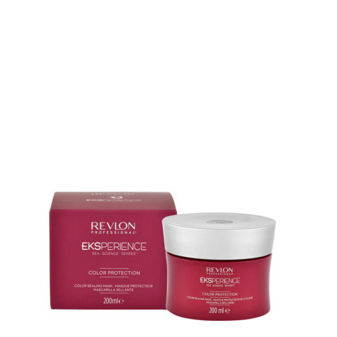 Eksperience Color Protection Sealing Mask 200ml - maschera sigillante per capelli colorati