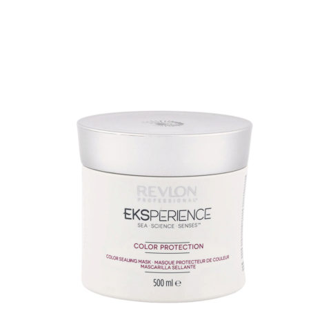 Eksperience Color Protection Sealing Mask 500ml - maschera sigillante per capelli colorati