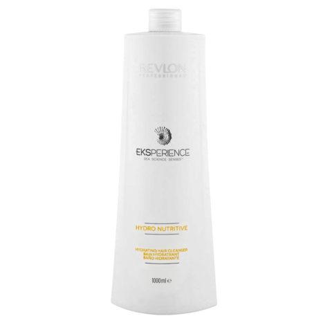 Eksperience Hydro Nutritive Shampoo Idratante e Nutriente 1000ml - per capelli secchi