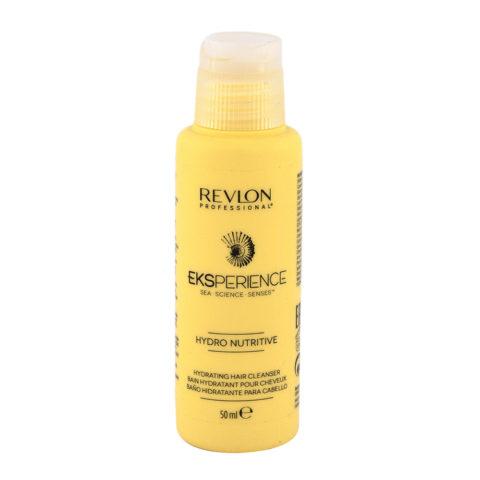 Eksperience Hydro Nutritive Shampoo Idratante e Nutriente 50ml - per capelli secchi