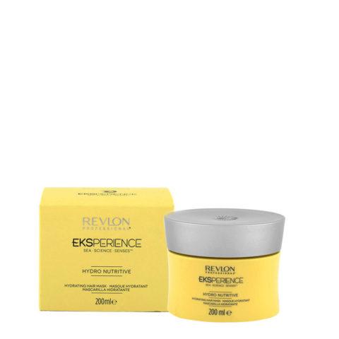 Eksperience Hydro Nutritive Maschera Idratante Nutriente 200ml - per capelli secchi