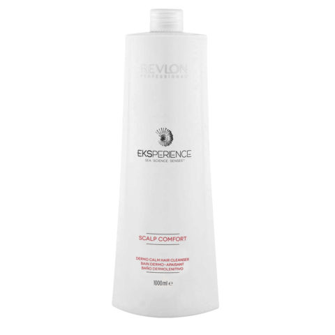 Eksperience Scalp Comfort Shampoo Dermo Lenitivo 1000ml - per cute sensibile