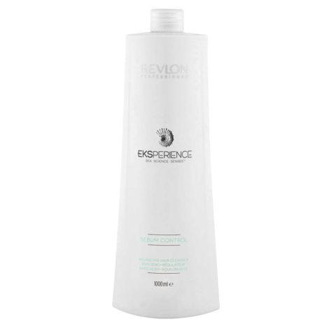 Eksperience Sebum Control Shampoo Sebo Equilibrante 1000ml - Per Cute Grassa