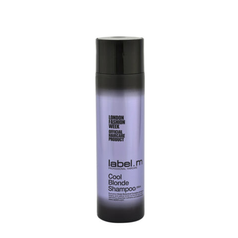 Label.M Cool Blonde Shampoo 250ml - shampoo antigiallo