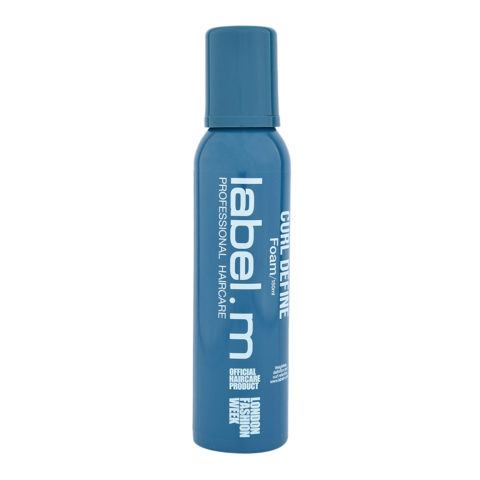 Label.M Create Curl Define Foam 150ml - schiuma per ricci