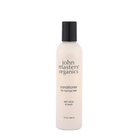 John Masters Organics Conditioner For Normal Hair With Citrus & Neroli 236ml - balsamo capelli normali