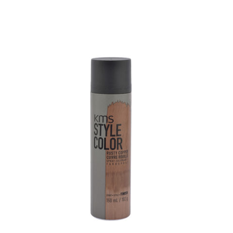 KMS Style Color Rusty copper 150ml - Colore Spray Rame