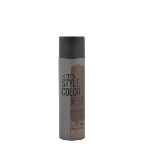 KMS Style Color Raw Mocha 150ml - Colore Spray Caffè