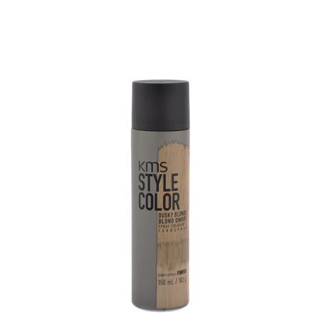 KMS Style Color Dusky blonde 150ml - Colore Spray  Biondo Scuro