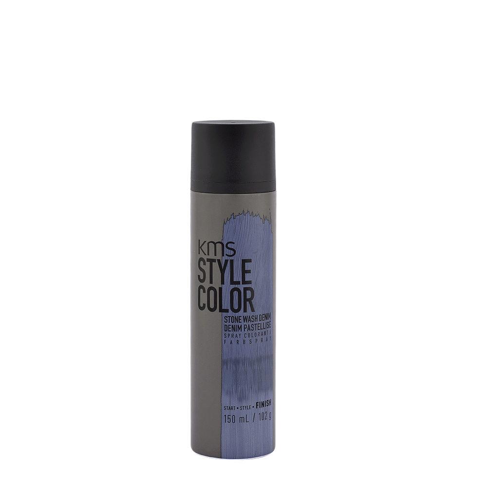 KMS StyleColor Stone Wash denim 150ml - spray colorante denim pastellato