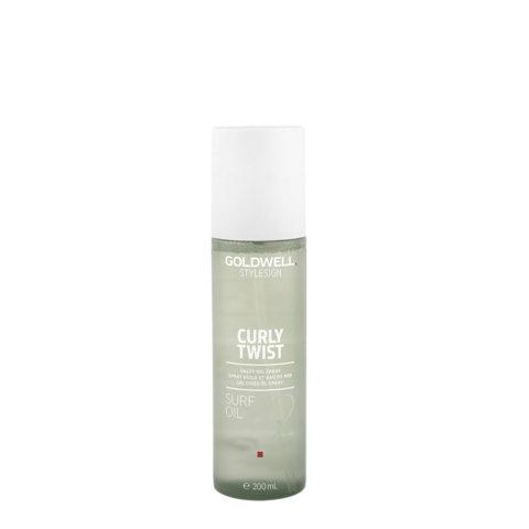 Goldwell Stylesign Curly Twist Surf oil 200ml - spray al sale marino