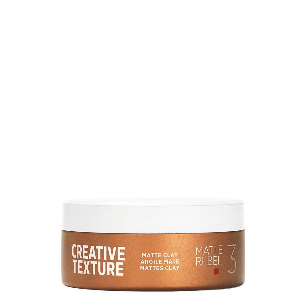 Goldwell Stylesign Creative Texture Matte Rebel 75ml - cera opaca