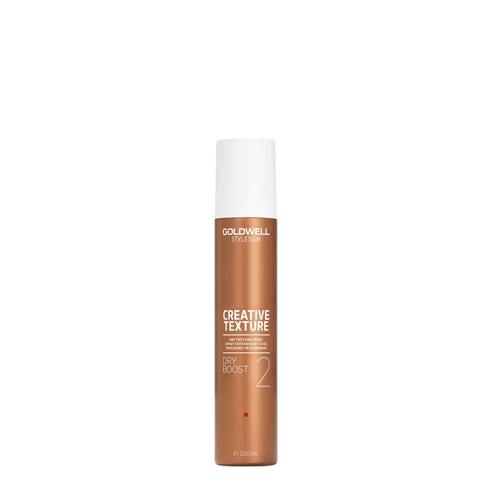Goldwell Stylesign Creative Texture Dry boost 200ml - spray texturizzante secco