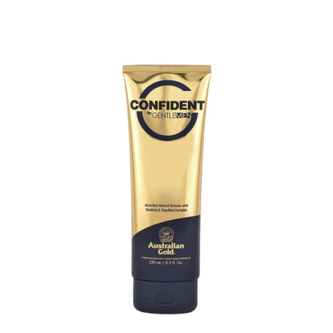 Australian Gold Gentleman Line intensificatore Confident 250ml - intensificatore uomo