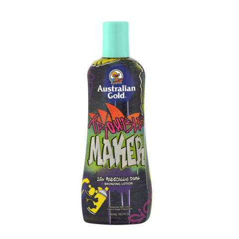 Australian Gold Trouble Maker 250ml - intensificatore abbronzatura