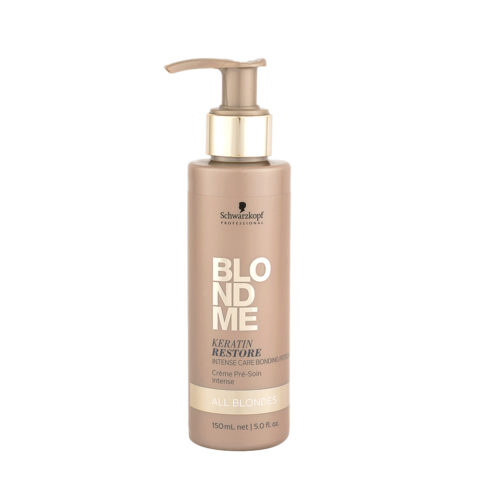 Schwarzkopf Blond Me Keratin Restore Intense Care Bonding Potion 150ml - Additivo Ristrutturante
