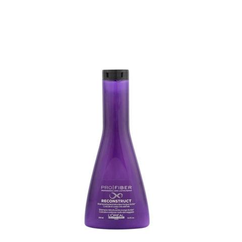 L'Oreal Pro fiber Reconstruct Shampoo 250ml - shampoo ristrutturante capelli molto danneggiati