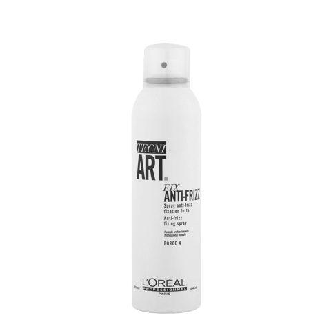 L'oreal Tecni Art Fix Anti Frizz 250ml - spray anticrespo