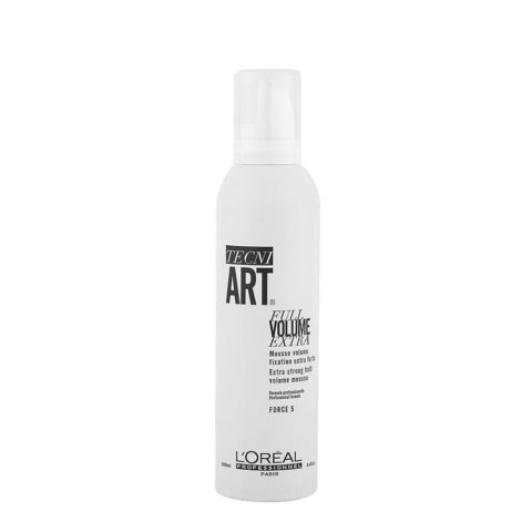L'oreal Tecni Art Full Volume Extra 250ml - mousse volumizzante