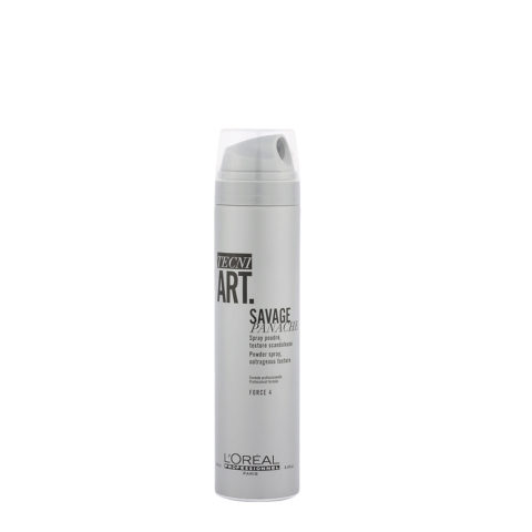L'oreal Tecni Art Savage Panache Powder Spray 250ml - spray volumizzante